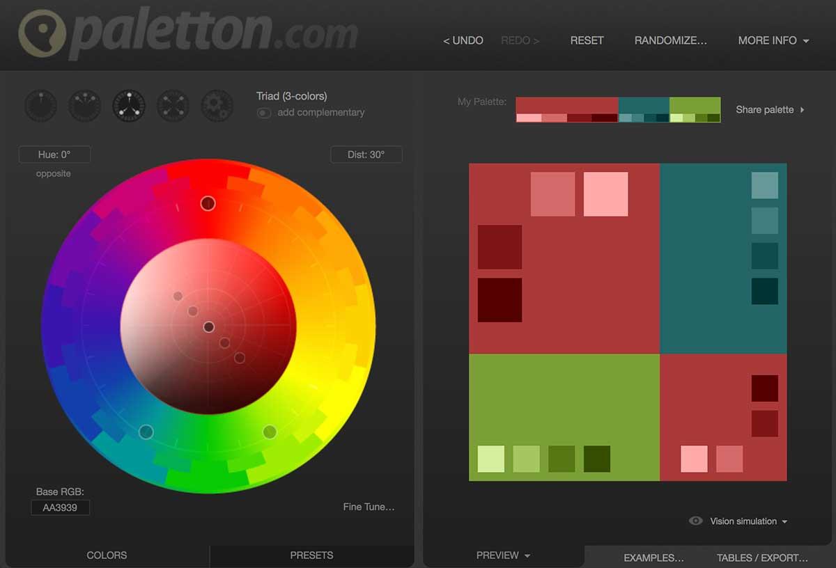 Как грамотно выбрать цвета для Веб-проекта