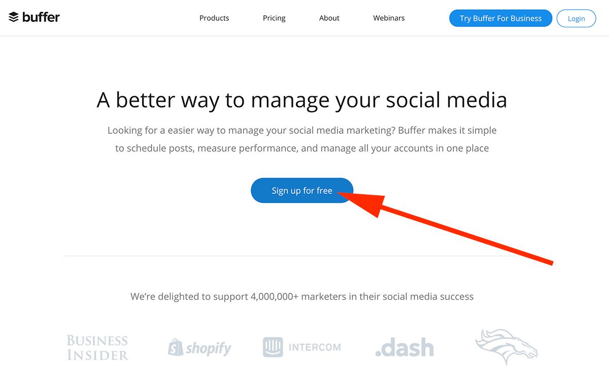 Отложенный постинг в социальных сетях. Как это сделать? Регистрация