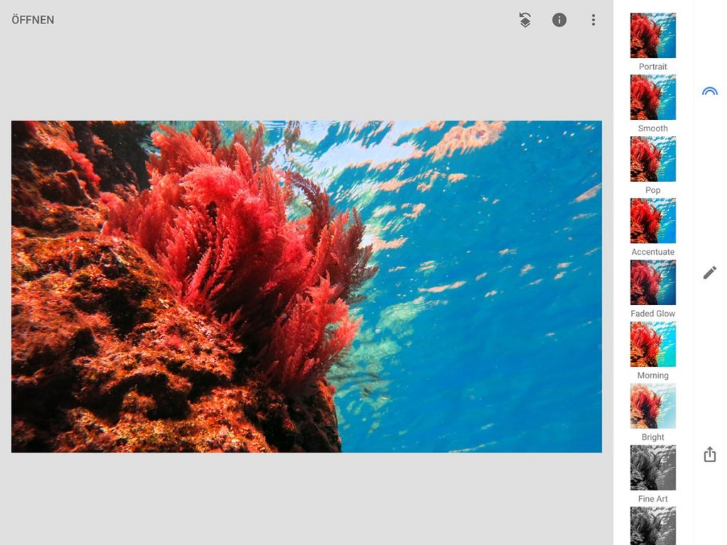 Snapseed на практике. продвижение в Instagram
